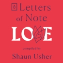 Letters of Note: Love - eAudiobook