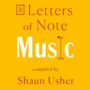 Letters of Note: Music - eAudiobook