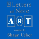 Letters of Note: Art - eAudiobook
