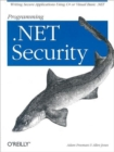 Programming .NET Security - Book