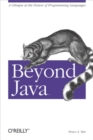 Beyond Java - eBook