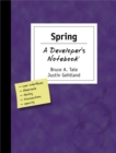 Spring: A Developer's Notebook - eBook