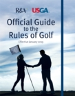 Official Guide to the Rules of Golf - Book