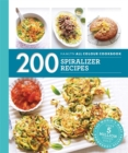 Hamlyn All Colour Cookery: 200 Spiralizer Recipes - Book