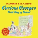 Curious George's First Day of School - Book