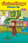 Curious George Cleans Up (CGTV Reader) - Book