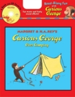 Curious George Goes Camping Book & CD - Book