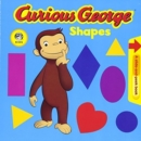 Curious George Shapes (CGTV Pull Tab Board Book) - Book