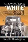 Growing up in white South Africa - Book
