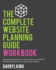 The Complete Website Planning Guide Workbook - Book