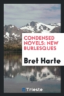 Condensed Novels : New Burlesques - Book