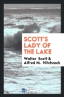 Scott's Lady of the Lake - Book