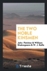The Two Noble Kinsmen - Book