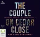 The Couple on Cedar Close - Book