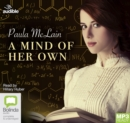 A Mind of Her Own - Book