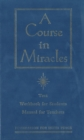 A Course in Miracles : The Text Workbook for Students, Manual for Teachers - Book