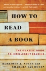 How to Read a Book - Book