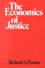 The Economics of Justice - Book