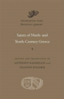Saints of Ninth- and Tenth-Century Greece - Book