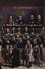 A Short History of European Law : The Last Two and a Half Millennia - Book