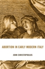 Abortion in Early Modern Italy - eBook