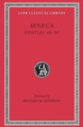Epistles, Volume II : Epistles 66-92 - Book