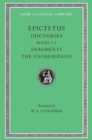 Discourses, Books 3-4. Fragments. The Encheiridion - Book