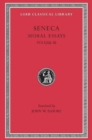 Moral Essays, Volume III : De Beneficiis - Book