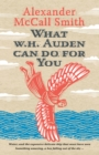 What W. H. Auden Can Do for You - Book