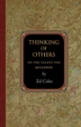 Thinking of Others : On the Talent for Metaphor - Book