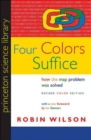 Four Colors Suffice : How the Map Problem Was Solved - Revised Color Edition - Book