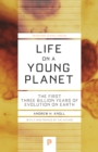 Life on a Young Planet : The First Three Billion Years of Evolution on Earth - Updated Edition - Book