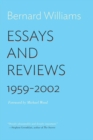 Essays and Reviews : 1959-2002 - Book