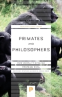 Primates and Philosophers : How Morality Evolved - Book