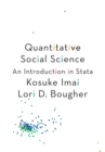 Quantitative Social Science : An Introduction in Stata - Book