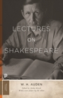 Lectures on Shakespeare - eBook