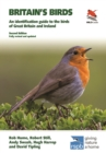 Britain's Birds : An Identification Guide to the Birds of Great Britain and Ireland Second Edition, fully revised and updated - Book
