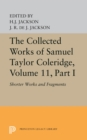 The Collected Works of Samuel Taylor Coleridge, Volume 11 : Shorter Works and Fragments: Volume I - eBook
