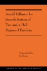 Arnold Diffusion for Smooth Systems of Two and a Half Degrees of Freedom : (AMS-208) - Book