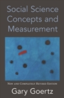 Social Science Concepts and Measurement : New and Completely Revised Edition - eBook