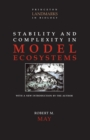 Stability and Complexity in Model Ecosystems - eBook