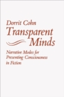 Transparent Minds : Narrative Modes for Presenting Consciousness in Fiction - eBook