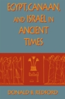 Egypt, Canaan, and Israel in Ancient Times - eBook