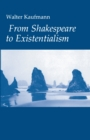 From Shakespeare to Existentialism : Essays on Shakespeare and Goethe; Hegel and Kierkegaard; Nietzsche, Rilke and Freud; Jaspers, Heidegger, and Toynbee - eBook