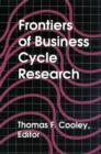 Frontiers of Business Cycle Research - eBook