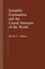 Scientific Explanation and the Causal Structure of the World - eBook