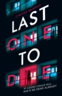 Last One To Die - Book
