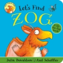 Let's Find Zog - Book