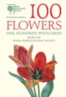 100 Flowers : One Hundred Postcards from the Royal Horticultural Society - Book