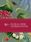 RHS Floral Desk Address Book - Book